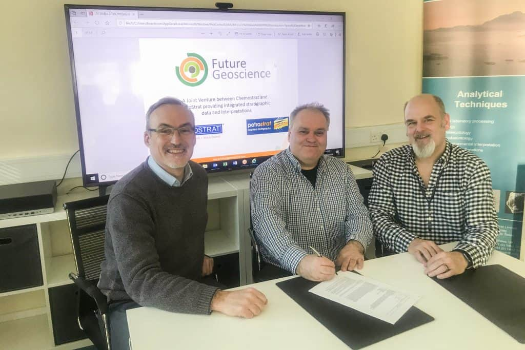 Future Geoscience announce new Integrated Wellsite Service