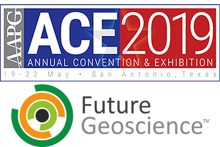 Future Geosciences booth at AAPG ACE 2019
