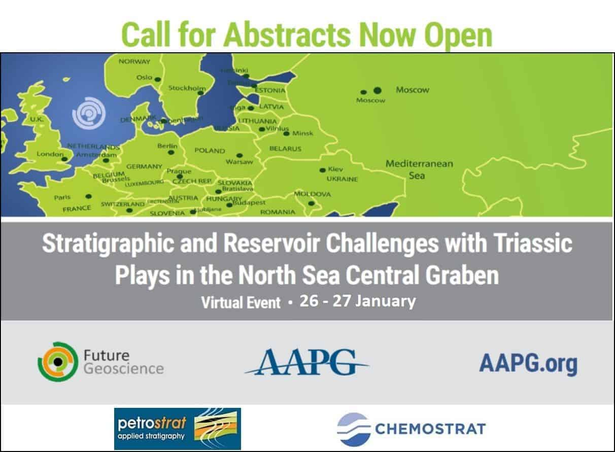 Future Geoscience Stratigraphic and reservoir challenges with Triassic plays in the North Sea Central Graben Conference Announcement Call for Abstracts